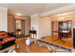 Photo 4: 2734 Roseberry Ave in VICTORIA: Vi Oaklands House for sale (Victoria)  : MLS®# 757376