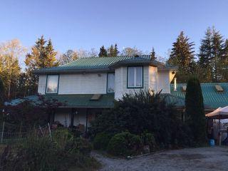 Main Photo: 10810 286TH Street in Maple Ridge: Whonnock House for sale : MLS®# R2170160