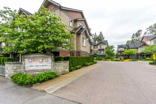 """Photo 1: 17 7121 192 Street in Surrey: Clayton Townhouse for sale in """"ALLEGRO"""" (Cloverdale)  : MLS®# R2173537"""