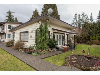 Photo 1: 14 2250 CHRISTOPHERSON ROAD in South Surrey White Rock: Home for sale : MLS®# R2139372