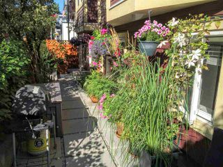 """Photo 20: 1060 CARDERO Street in Vancouver: West End VW Townhouse for sale in """"COMOX & CARDERO"""" (Vancouver West)  : MLS®# R2224389"""