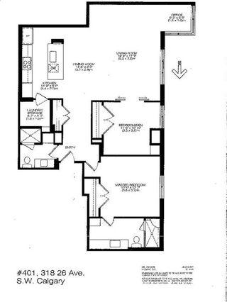 Photo 26: 401 318 26 Avenue SW in Calgary: Mission Condo for sale : MLS®# C4163595