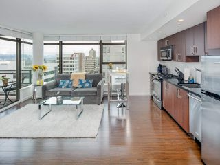 """Photo 8: 1108 1068 W BROADWAY in Vancouver: Fairview VW Condo for sale in """"The Zone"""" (Vancouver West)  : MLS®# R2257240"""