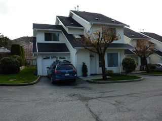 "Photo 1: 13 11588 232 Street in Maple Ridge: Cottonwood MR Townhouse for sale in ""COTTONWOOD VILLAGE"" : MLS®# R2260675"