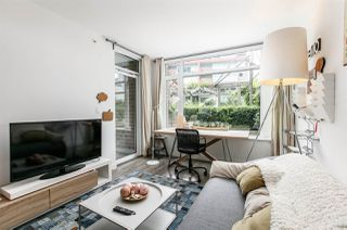 Photo 2: 113 110 SWITCHMEN Street in Vancouver: Mount Pleasant VE Condo for sale (Vancouver East)  : MLS®# R2279263