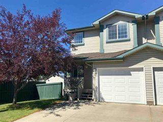 Main Photo: 17 2004 Grantham Crescent NW in Edmonton: Zone 58 House Half Duplex for sale : MLS®# E4121917