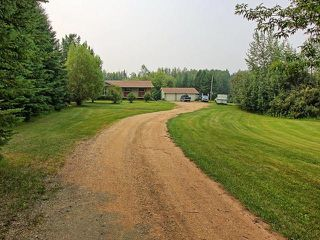 Photo 1: 103 53304 RANGE ROAD 30: Rural Parkland County House for sale : MLS®# E4124813