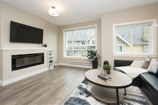 "Photo 2: 103 1405 DAYTON Street in Coquitlam: Burke Mountain Townhouse for sale in ""ERICA"" : MLS®# R2311319"