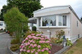 "Photo 1: 177 1840 160 Street in Surrey: King George Corridor Manufactured Home for sale in ""Breakaway Bays"" (South Surrey White Rock)  : MLS®# R2316693"