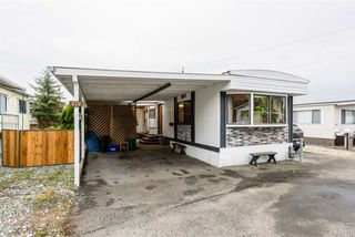 "Main Photo: 213 201 CAYER Street in Coquitlam: Maillardville Manufactured Home for sale in ""WILDWOOD PARK"" : MLS®# R2322929"