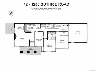 Photo 9: 12 1285 Guthrie Rd in COMOX: CV Comox (Town of) Row/Townhouse for sale (Comox Valley)  : MLS®# 803479