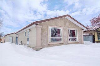Photo 1: 2 Pirson Crescent in Winnipeg: Grandmont Park Residential for sale (1Q)  : MLS®# 1905177