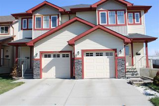 Photo 1: 3206 152 Avenue NE in Edmonton: Zone 35 House Half Duplex for sale : MLS®# E4152122