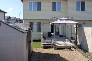 Photo 26: 3206 152 Avenue NE in Edmonton: Zone 35 House Half Duplex for sale : MLS®# E4152122