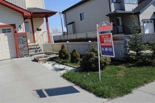 Photo 29: 3206 152 Avenue NE in Edmonton: Zone 35 House Half Duplex for sale : MLS®# E4152122