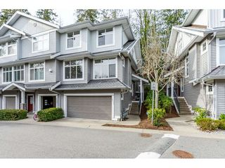 "Photo 1: 131 20449 66 Avenue in Langley: Willoughby Heights Townhouse for sale in ""Nature's Landing"" : MLS®# R2360333"