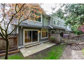 "Photo 18: 131 20449 66 Avenue in Langley: Willoughby Heights Townhouse for sale in ""Nature's Landing"" : MLS®# R2360333"
