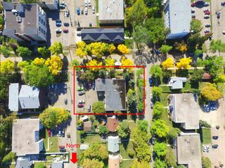 Photo 1: 11140 108 Avenue in Edmonton: Zone 08 Multi-Family Commercial for sale : MLS®# E4153437