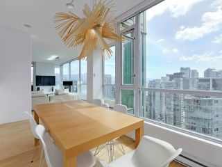"""Photo 13: 3507 1328 W PENDER Street in Vancouver: Coal Harbour Condo for sale in """"Classico"""" (Vancouver West)  : MLS®# R2377546"""