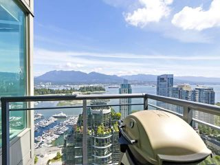 """Photo 7: 3507 1328 W PENDER Street in Vancouver: Coal Harbour Condo for sale in """"Classico"""" (Vancouver West)  : MLS®# R2377546"""