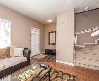 Photo 2: 5 4367 VETERANS Way in Edmonton: Zone 27 Townhouse for sale : MLS®# E4161746