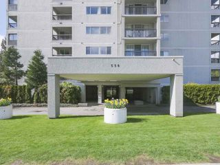 "Photo 2: 801 550 EIGHTH Street in New Westminster: Uptown NW Condo for sale in ""PARKRIDGE"" : MLS®# R2402744"