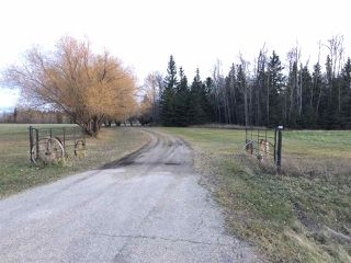 Photo 37: 1005 HWY 663: Rural Westlock County House for sale : MLS®# E4178090