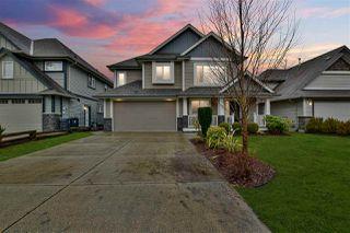 Main Photo: 3387 272B Street in Langley: Aldergrove Langley House for sale : MLS®# R2420406