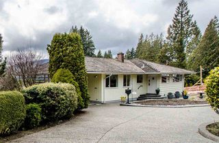 Main Photo: 4771 BONITA Drive in North Vancouver: Canyon Heights NV House for sale : MLS®# R2448438