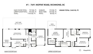 """Photo 28: 1 7691 MOFFATT Road in Richmond: Brighouse South Townhouse for sale in """"BEVERLEY GARDENS"""" : MLS®# R2485881"""