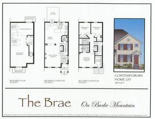 Photo 1: 3361 Darwin Avenue in The Brae Development: Home for sale : MLS®# V850072