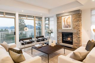 """Photo 4: 8555 SEASCAPE Lane in West Vancouver: Howe Sound Townhouse for sale in """"Seascapes"""" : MLS®# R2512079"""