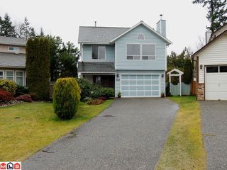"Photo 1: 9018 155A Street in Surrey: Fleetwood Tynehead House for sale in ""Berkshire Park"" : MLS®# F1106800"