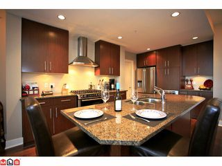 "Photo 6: 308 16469 64 Avenue in Surrey: Cloverdale BC Condo for sale in ""St. Andrews at Northwest"" (Cloverdale)  : MLS®# F1123880"