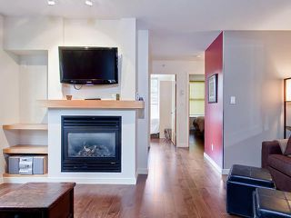 """Photo 4: 302 989 RICHARDS Street in Vancouver: Downtown VW Condo for sale in """"MONDRIAN"""" (Vancouver West)  : MLS®# V915179"""