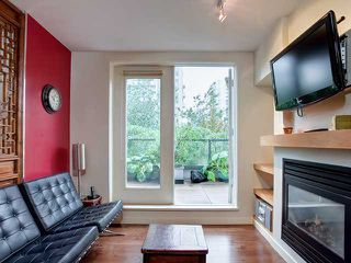 """Photo 3: 302 989 RICHARDS Street in Vancouver: Downtown VW Condo for sale in """"MONDRIAN"""" (Vancouver West)  : MLS®# V915179"""