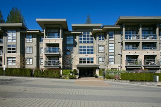 "Photo 14: 313 9319 UNIVERSITY Crescent in Burnaby: Simon Fraser Univer. Condo for sale in ""HARMONY AT THE HIGHLAND"" (Burnaby North)  : MLS®# V924825"