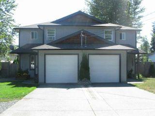 Photo 1: 1440A 15TH STREET in COURTENAY: Z2 Courtenay City Half Duplex for sale (Zone 2 - Comox Valley)  : MLS®# 322019