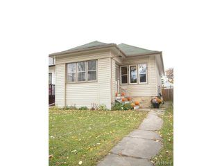 Photo 1: 577 Beresford Avenue in WINNIPEG: Manitoba Other Residential for sale : MLS®# 1323375