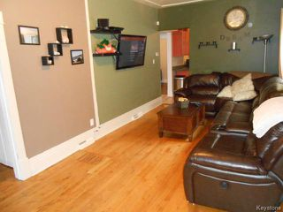 Photo 3: 577 Beresford Avenue in WINNIPEG: Manitoba Other Residential for sale : MLS®# 1323375