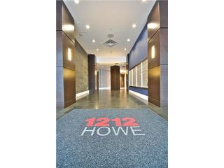 "Photo 3: 504 1212 HOWE Street in Vancouver: Downtown VW Condo for sale in ""1212 HOWE"" (Vancouver West)  : MLS®# V1054674"