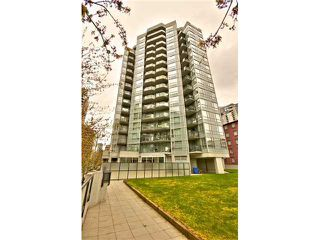 "Photo 2: 504 1212 HOWE Street in Vancouver: Downtown VW Condo for sale in ""1212 HOWE"" (Vancouver West)  : MLS®# V1054674"