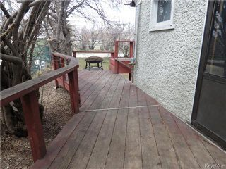 Photo 12: 805 Weatherdon Avenue in WINNIPEG: Manitoba Other Residential for sale : MLS®# 1409357