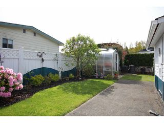 Photo 16: 97 3300 HORN Street in Abbotsford: Central Abbotsford Manufactured Home for sale : MLS®# F1436909