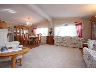Photo 3: 97 3300 HORN Street in Abbotsford: Central Abbotsford Manufactured Home for sale : MLS®# F1436909