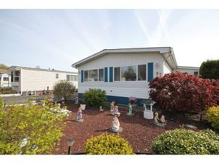 Photo 17: 97 3300 HORN Street in Abbotsford: Central Abbotsford Manufactured Home for sale : MLS®# F1436909