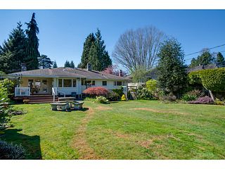 Photo 2: 2187 SW MARINE Drive in Vancouver: S.W. Marine House for sale (Vancouver West)  : MLS®# V1114759