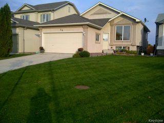 Photo 1: 59 Cloverwood Road in WINNIPEG: Fort Garry / Whyte Ridge / St Norbert Residential for sale (South Winnipeg)  : MLS®# 1508368