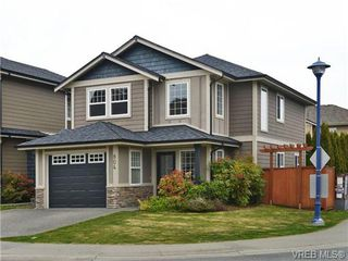 Photo 1: 804 Gannet Court in VICTORIA: La Bear Mountain Single Family Detached for sale (Langford)  : MLS®# 349623