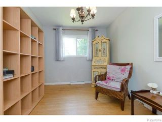Photo 8: 145 Browning Boulevard in WINNIPEG: Westwood / Crestview Residential for sale (West Winnipeg)  : MLS®# 1515356